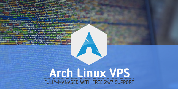 Arch Linux Hosting | Arch Linux VPS Hosting